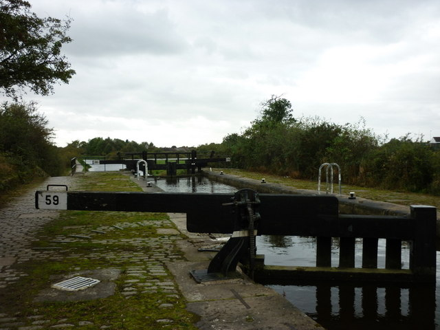 Lock #59, Rochdale Canal