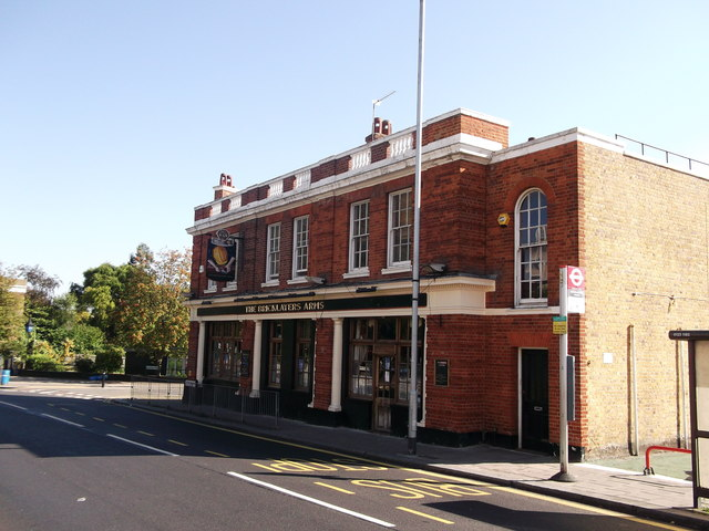 The Bricklayers Arms, Public House, Upper Sydenham