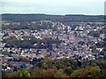 SK2960 : Matlock from High Tor by Graham Hogg