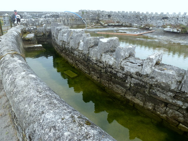 Fresh water place: Western Inis Oírr