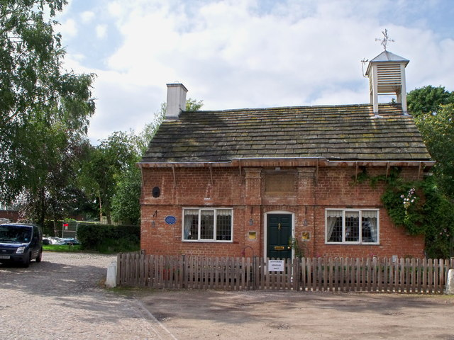 Cottage at Lower Peover, Cheshire