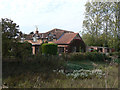 SK6733 : Canalside Cottage by Alan Murray-Rust