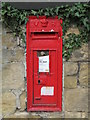 NZ2467 : Victorian postbox, The Grove / Roseworth Crescent, NE3 by Mike Quinn