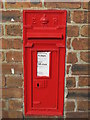 NZ1768 : Edward VII postbox, Callerton by Mike Quinn