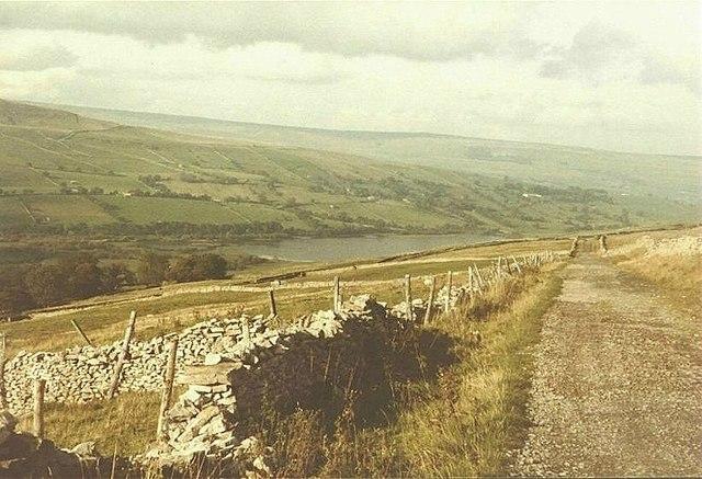 Semer Water in 1984