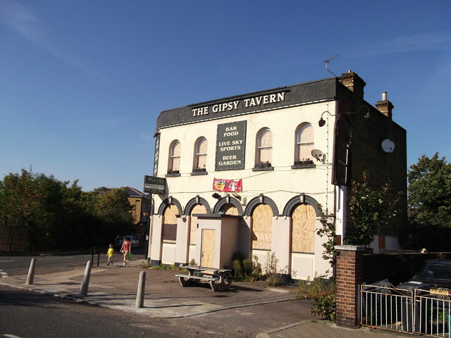 The Gipsy Tavern, West Norwood