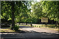 SP0683 : Birmingham Nature Centre Car Park by Nigel Chadwick