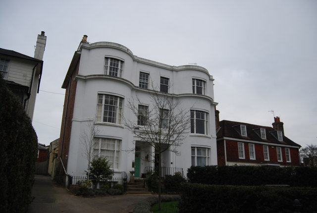 Georgian House, Sandown Place