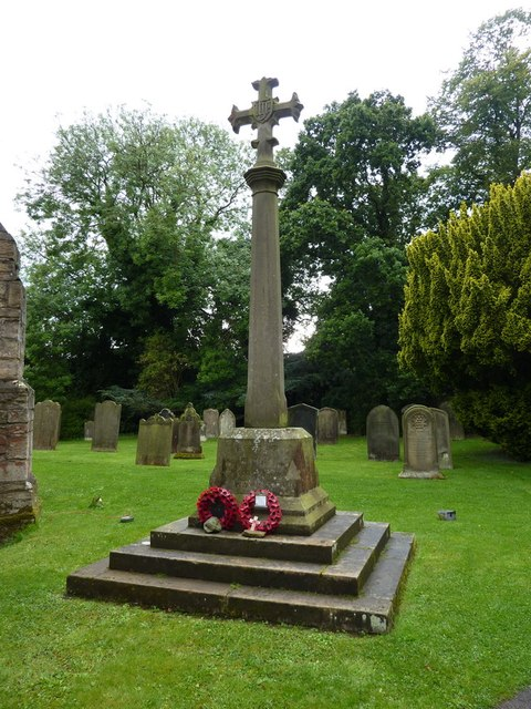 Brancepeth War Memorial