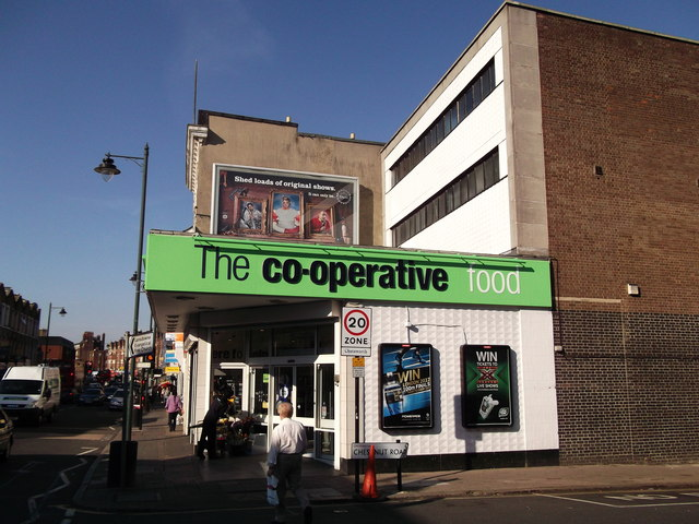The Co-operative Supermarket, West Norwood