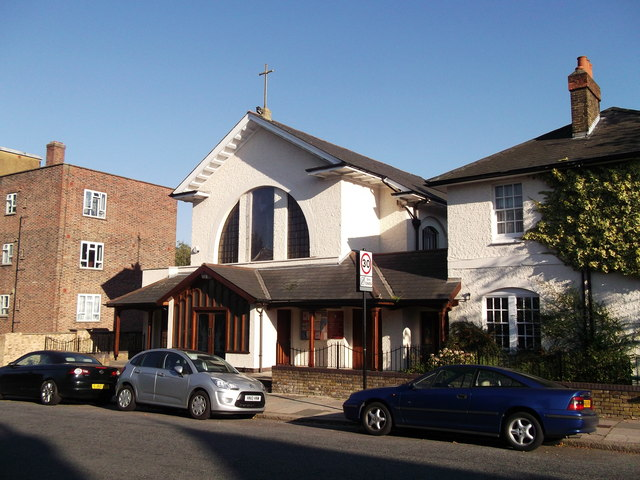 St. Simon and St.Jude Church, Tulse Hill
