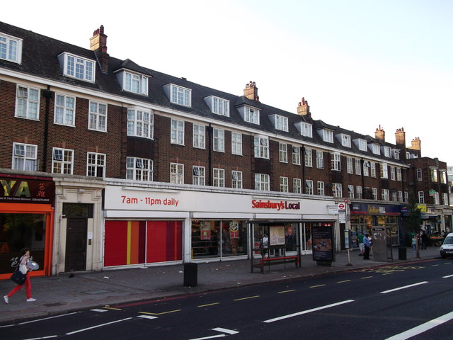 Sainsbury's Local, Streatham Hill