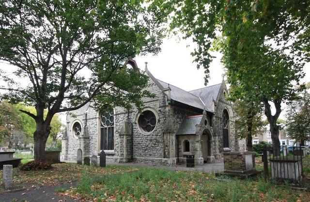 St Matthias, Poplar High Street, Poplar