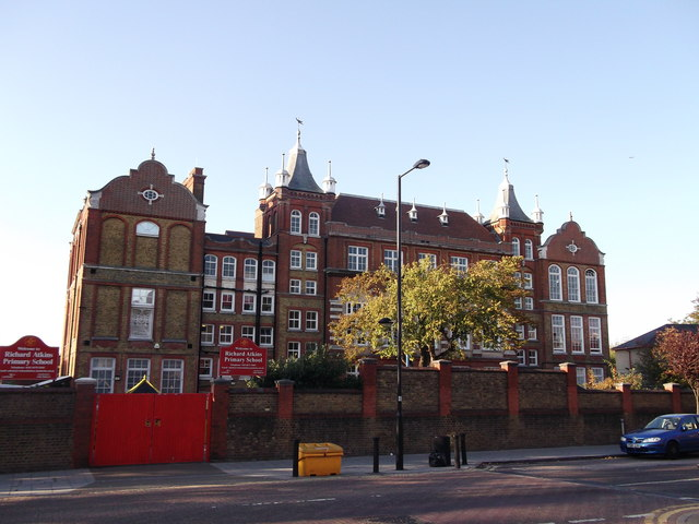 Richard Atkins Primary School, Streatham Hill