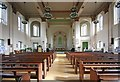 TQ3880 : All Saints, Newby Place, Poplar - East end by John Salmon