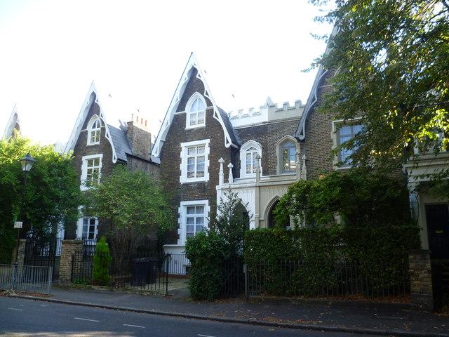 Gothic in Brixton