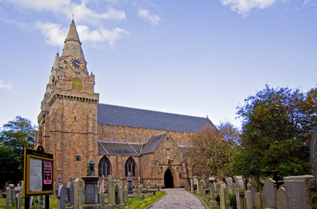 St Machar's Cathedral, Old Aberdeen