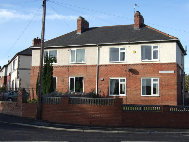 Houses on Westfield Lane