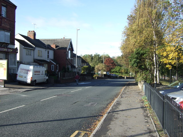 Barnsley Road, South Kirkby