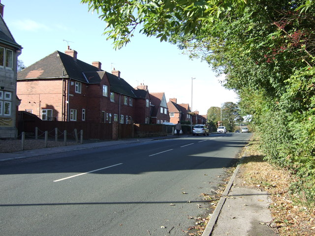 Holmsley Lane heading west
