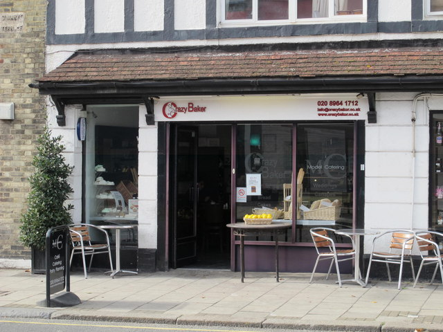 The Crazy Baker, Harrow Road, NW10