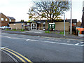 SD5408 : Shevington Library by David Dixon