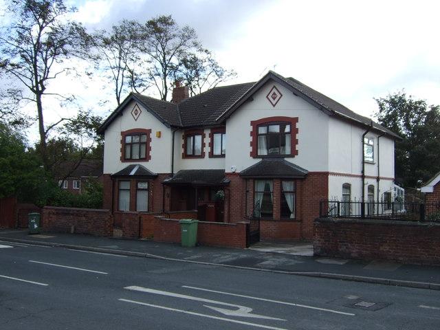 Houses on Barnsley Road