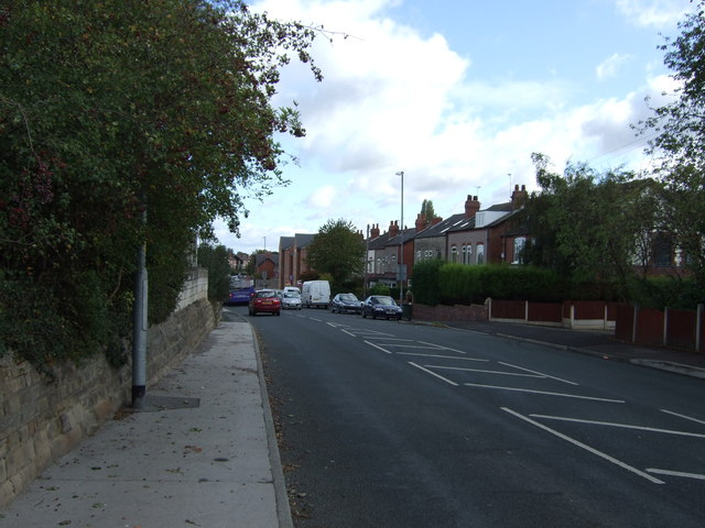 Barnsley Road, Hemsworth