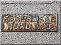 TQ2382 : Sign for Earlsmead Road, NW10 by Mike Quinn