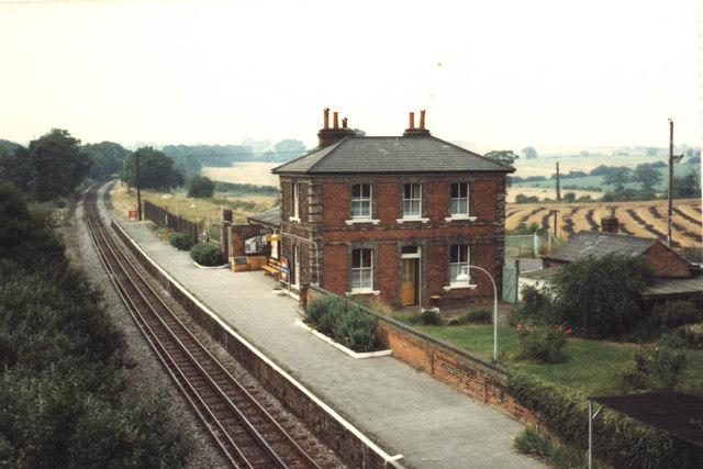 Blake Hall Station