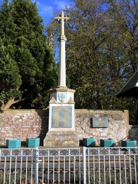 War Memorial, Sedgefield