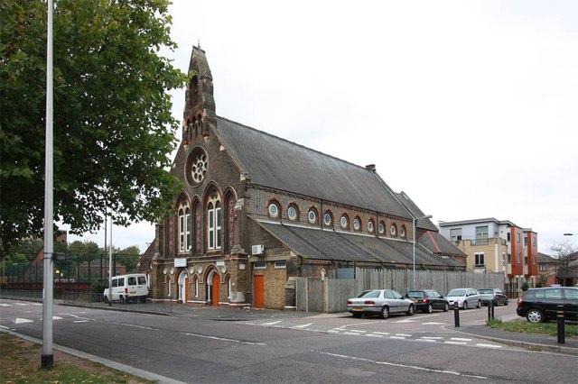 St Marks Centre, Edward Street