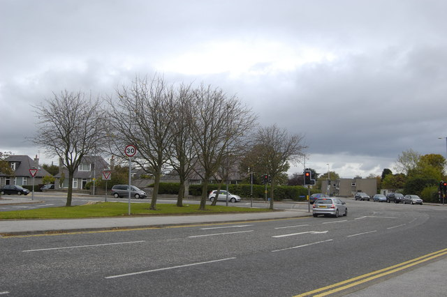 Suburban junction