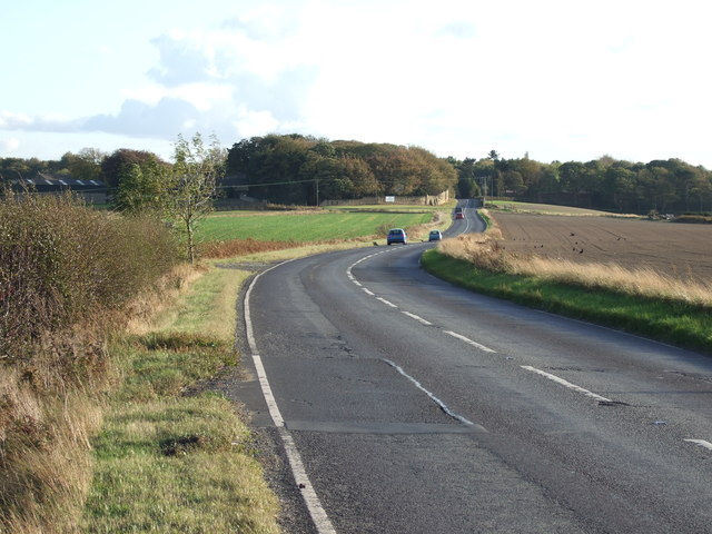 B6723 towards Great Houghton