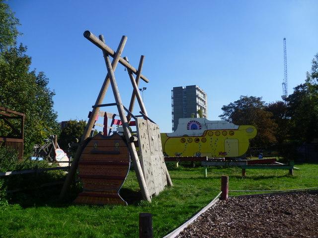 Slade Gardens Adventure Playground