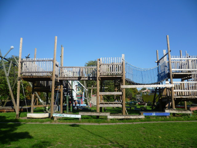 Slade Gardens Adventure Playground