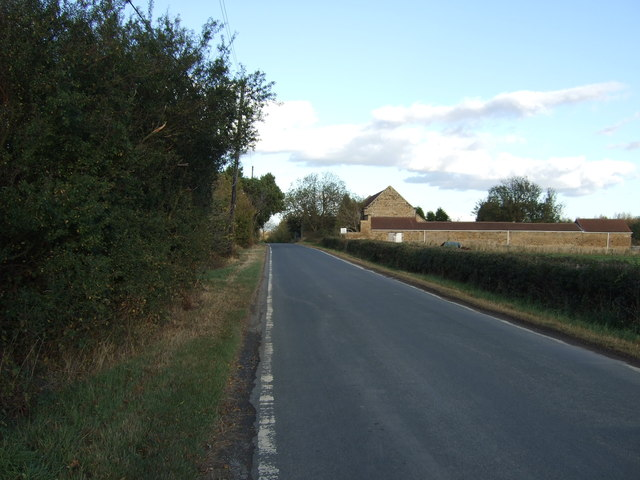 Broad Lane towards South Elmsall