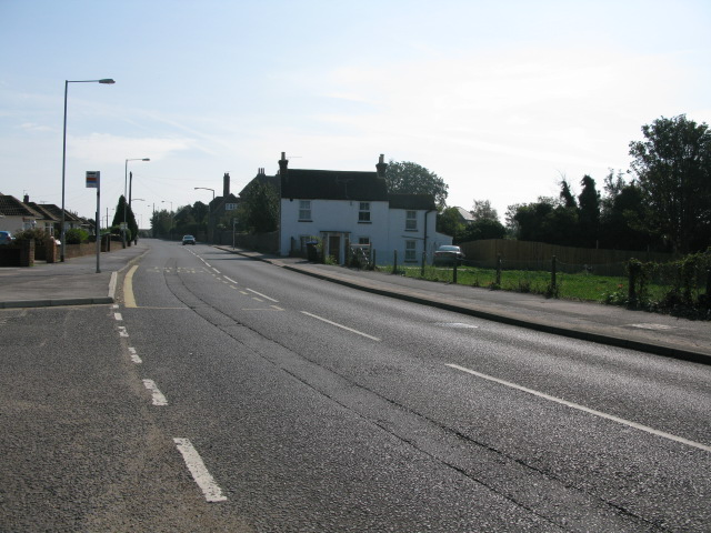 Bromstone Road, Bromstone, Broadstairs