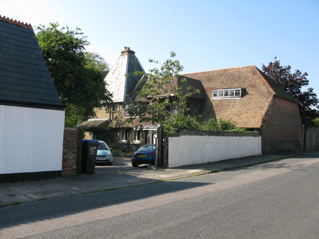 Oast house on Vale Road, Upton, Broadstairs
