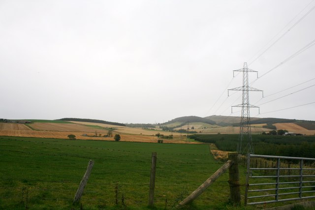 Pylons to Knightsmill