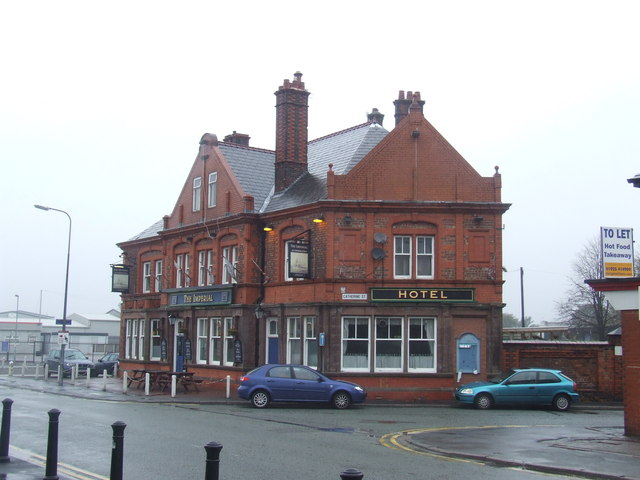 The Imperial Hotel, Warrington