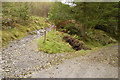 SD3394 : Start of footpath to Coniston by Tom Richardson