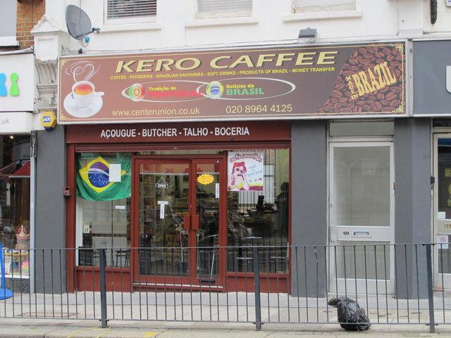 Kero Caffee, Chamberlayne Road, NW10
