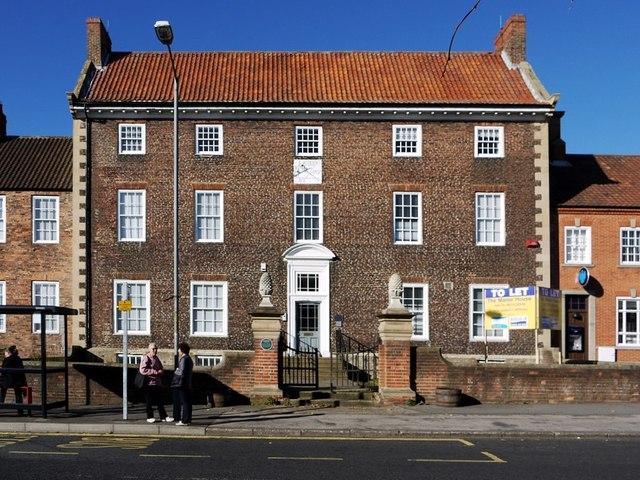 Manor House, Sedgefield