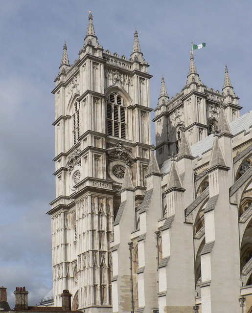 Towers - Westminster Abbey
