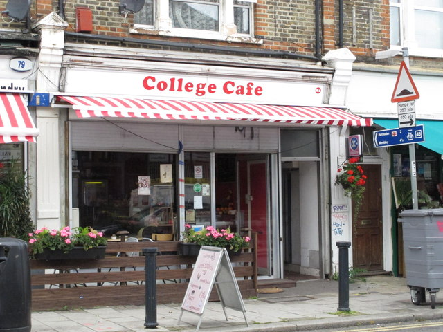 College Cafe, College Road, NW10