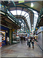 SE3033 : Leeds Kirkgate Market - the 1904 hall by Chris Allen