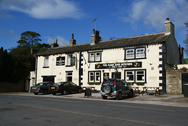 The Hare and Hounds, Lothersdale