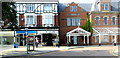 SD3316 : Charity shop and cafe, Lord Street, Southport by nick macneill
