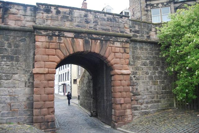 Shore Gate, Berwick-upon-Tweed